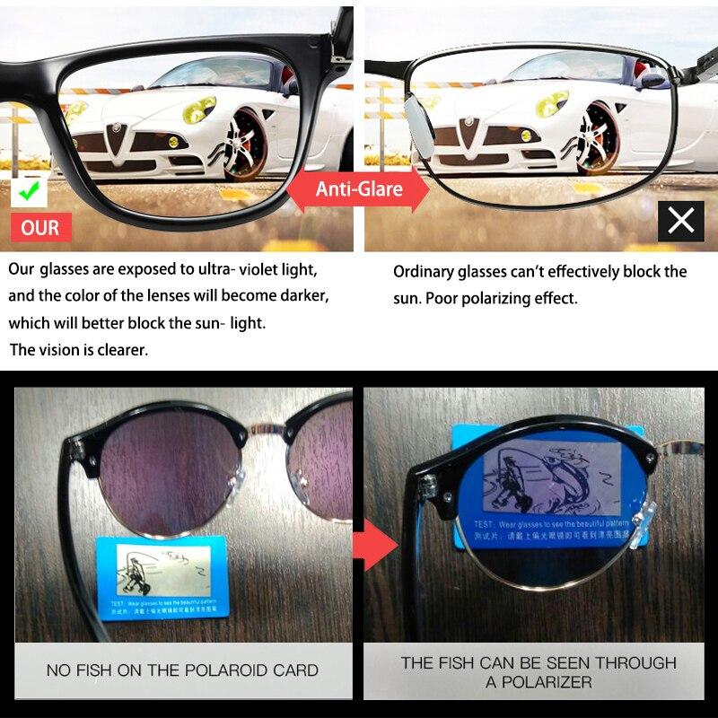 SIMPRECT Polarized Sunglasses Women 2019 Retro Sunglasses Round Mirror Sun Glasses For Women Vintage Sunglasses Zonnebril Dames in Women 39 s Sunglasses from Apparel Accessories