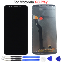 купить For Motorola Moto G6 Play Screen display LCD Touch Screen Digitizer Assembly For Moto G6 Play LCD XT1922 XT1922-3 XT1922-4 LCD по цене 1144.41 рублей