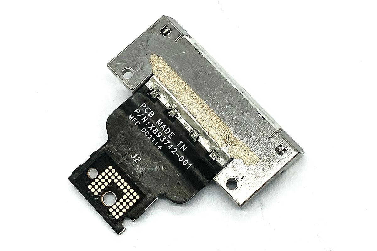 微软Microsoft Surface Pro 3 1631 拆机教程 充电端口插孔替换X893742-001 X893742-004 0801-3DK00QS X893742-006 DC JACK直流电源插孔连接器