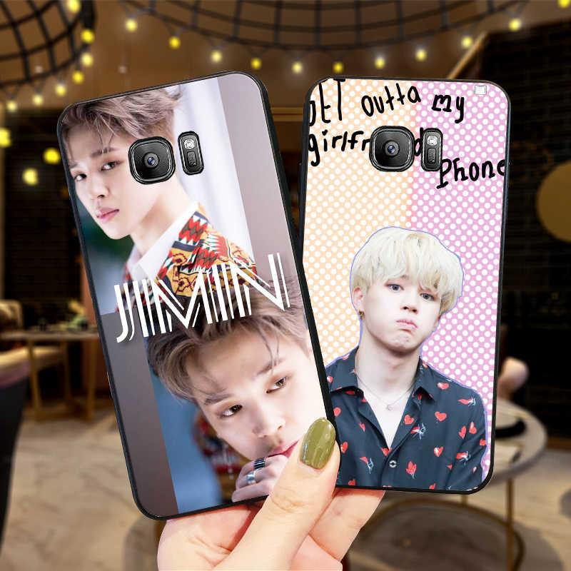 EXO Park Chan Yeol สำหรับ Samsung S6 S7 EDGE S8 S9 PLUS ซิลิโคนอ่อน S10 หมายเหตุ 8 9 m10 M20 M30 Coque Funda