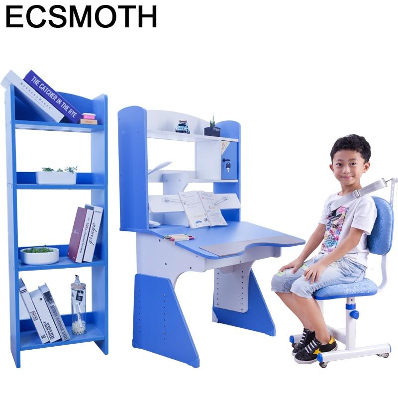 Masasi Estudio Estudiar Furniture Pupitre Infantil Tisch Tableau Enfant Estudar Wood Mesa Escritorio Desk Study Table For Kids