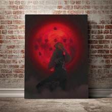 Home Decoration Uchiha Obito Sharingan Anime Wall Art Canvas Paintings Pictures Hd Prints Modern Poster Bedroom Modular No Frame