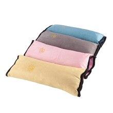 Автомобильный ремень безопасности для маленьких детей Защитный подушку дети авто Защитный Чехол Подушка Жгут опора для плеча автомобиль Стайлинг Аксессуары