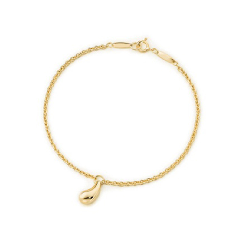 KN tiff Bracelet Original 100 925 Sterling Silver Women Free Shipping Jewelry High end Quality Gift logo 1 1 in Chain Link Bracelets from Jewelry Accessories