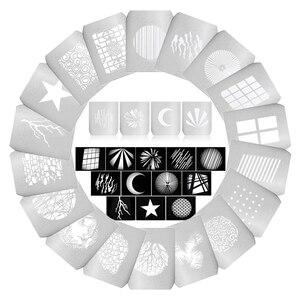Image 5 - 82 Phong Cách Ngưng Tụ Ống Chiếu Đồ Họa DIY Đèn Ống Hình Lắp OT1 OT1PRO Ngưng Tụ Ống Kính Nền Hiệu Ứng Ánh Sáng Phim