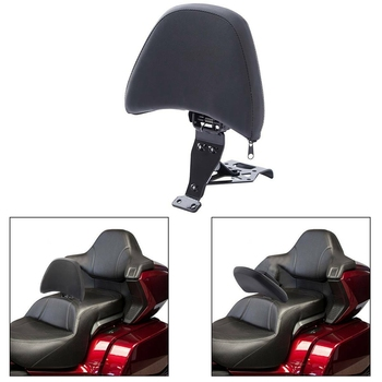 Motorcycle Front Driver Rider Backrest For Honda Goldwing GL1800 GL 1800 2018-2019