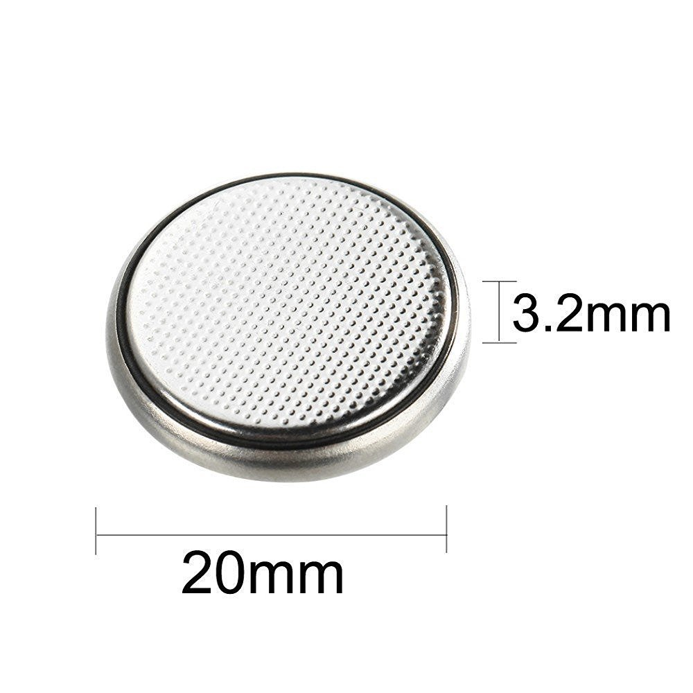 10pcs CR2032 3V Lithium Button <font><b>Battery</b></font> BR2032 DL2032 ECR2032 CR <font><b>2032</b></font> Lithium <font><b>Batteries</b></font> image
