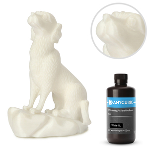 Image 4 - 3D Printing Materials 3d Printer 405nm UV Resin for Photon Photon S SLA LCD UV Sensitive Normal 1L Liquid Anycubic Resin