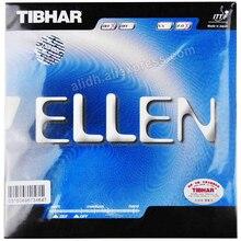 Original Tibhar ELLEN table tennis rubber arc-proof rubber with sponge defense for table tennis racket blade good control