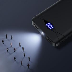 Image 5 - بنك الطاقة INIU 10000mAh LED العرض المزدوج 3A USB المحمولة شاحن Powerbank بطارية خارجية حزمة Poverbank آيفون 8 شاومي
