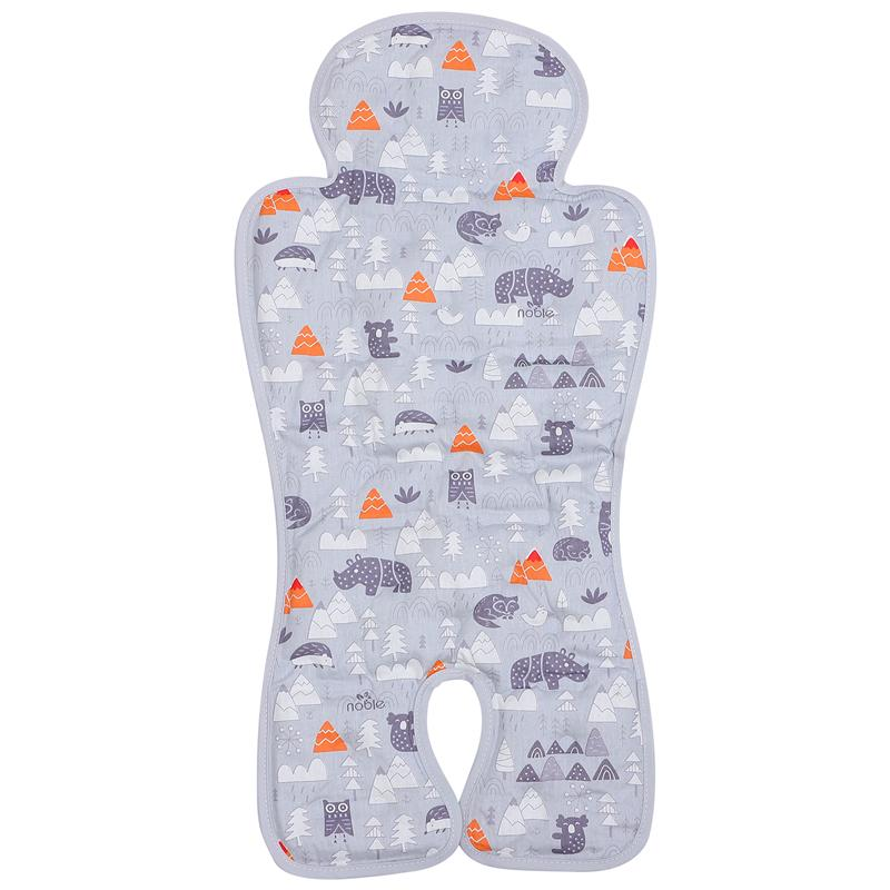 1pc Chic Practical Baby Seat Liner Baby Cooling Cushion Seat Ice Cushion for Baby Infant