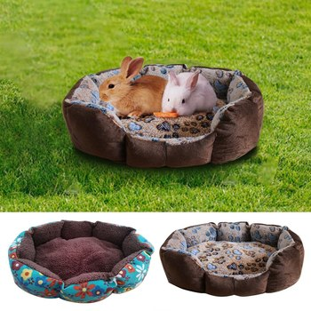 Hot Pets Bed Dog Kennel Waterproof Pet Dog Bed Washable Puppy Kitten Sleeping House Soft Mats For Small Medium Large Cat image