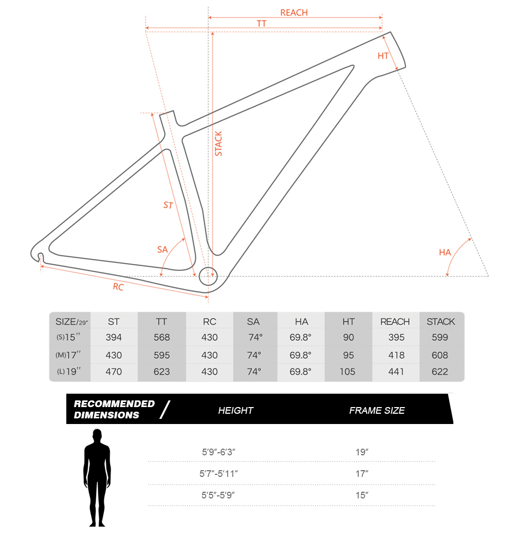 Mountain bike frame-04
