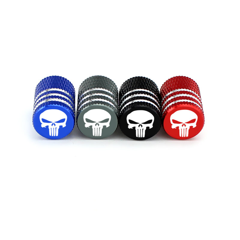 Creative Car Logo Valve Tyre Caps Metal Anti Dirty Auto Wheel Airtight Stems Cover For BMW F10 E46 E30 Chevrolet Aveo Trax Cruze