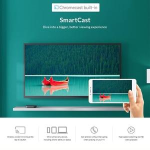 Image 4 - Xiaomi Mi TV Box S mit Globale Version 4K HDR Android 8,1 2G 8G WIFI Google Cast netflix Smart Set top Box 4 Multi Media Player