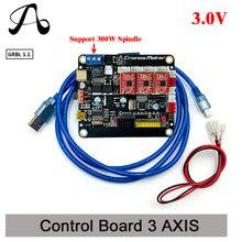 CNC 3018 GRBL 1,1 3 Achsen Stepper Motor Doppel Y Achse USB Fahrer Bord Controller Laser Board für GRBL CNC router 3 Achse USB Board