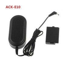 ACK E10/ACK E8/ACK E18/ACK DC40/EH 67/ACK E6/ACK E5 AC Power Adapter for Canon Nikon