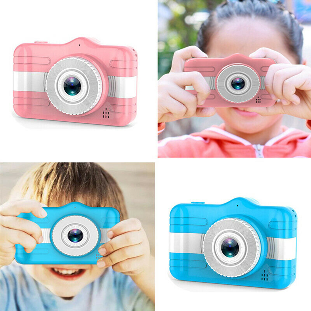 3.5 inch Kids Digital Camera FULL HD 1080P 32GB Memory Card Long standby Child Video Camcorder Easy operation design