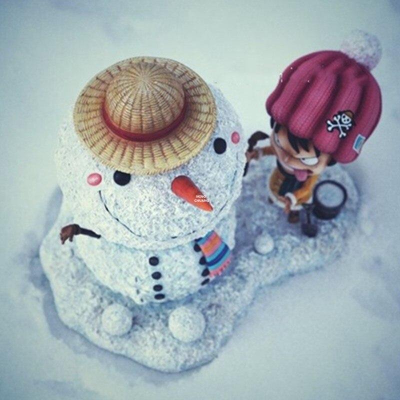 Lucky man cartoon Kostuum Rode Hoed Sneeuwpop volwassen grootte fabriek direct sales - 5