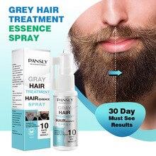 Natural Men Beard Growth Men's Beard Growth Oil Nourishing Enhancer Beard Oil Spray Anti Hair Loss With Beard Roller