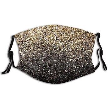 Adult Face Mask Fashion Bling Sequins Print Cotton Mouth Mask Reusable Masks Washable Mascarillas Face Shield Masque Facial Mask