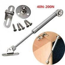 Lift-Support Furniture Hardware Cabinet Door-Fittings Pneumatic-Gas-Spring Hydraulic-Door-Hinges-Door