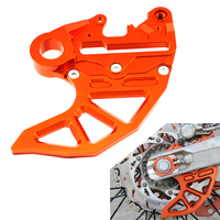 Off road Motorcycle Dirt Bike Rear Brake Disc Guard for KTM 125 530 SX SXF EXC EXCF XC