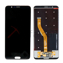 for Huawei Honor View 10 LCD Display Touch Screen Digitizer With Frame BKL AL09 BKL L09 For Honor View 10 LCD Screen Replacement