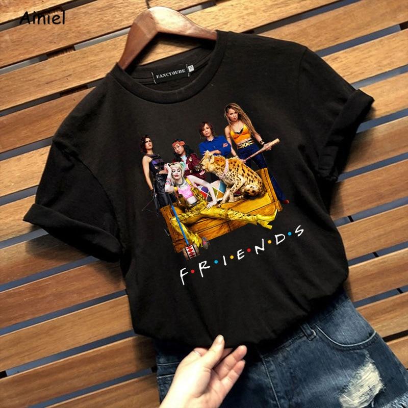 Birds of Prey Cosplay Shirt T shirt  3D Print Costumes  Tees Summer T-Shirt Men Women Lovers Disfraz