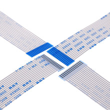 100 adet esnek düz kablo FFC 15 PIN 1.0mm pitch ters uzunluk 60 80 100 120 150 200 250 300 400 450 500 600 700mm karşı