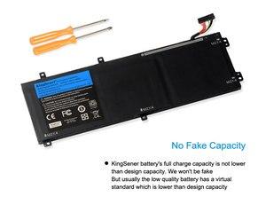 Image 3 - KingSener RRCGW nouveau batterie dordinateur portable pour Dell XPS 15 9550 précision 5510 série M7R96 62MJV 11.4V 56WH gratuit 2 ans de garantie