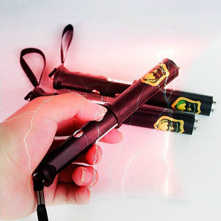 Electric Shock Batons Stick Shocking Flashlight Shocker Electric Anti-stress Gadget Joke Prank Trick Toy Novelty Kids Adult Toys