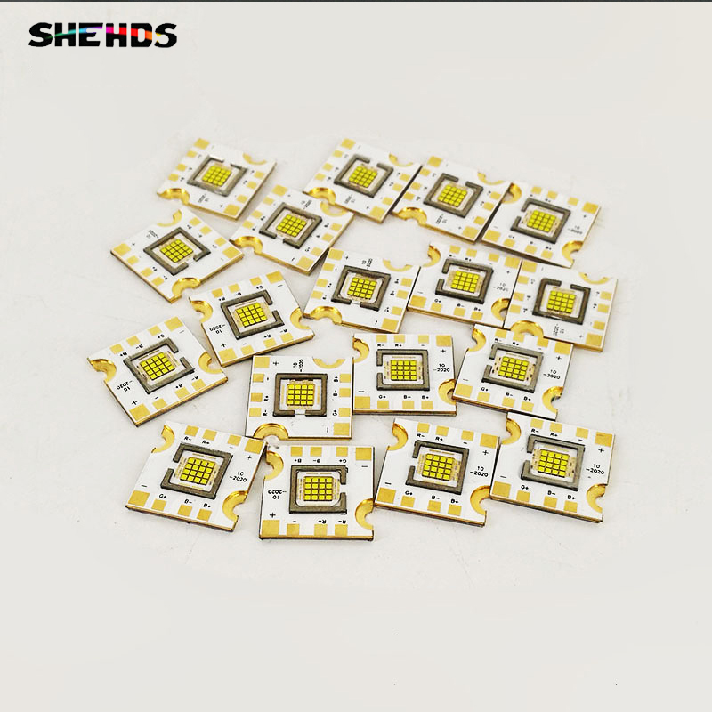 SHEHDS Sell Well LED Gobo Spot Light 60W LED Chips Voltage 25-27V For Floodlight Outdoor Bar Theater Stage Lighting Effect Chip