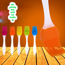 Silicone brush kitchen baking tools barbecue oil brush egg brush cake brush grease brush silica gel brush