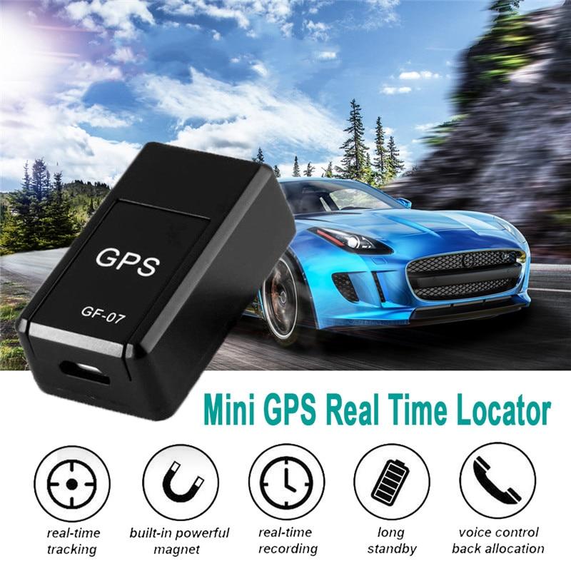 MAGNETIC MINI GPS LOCATOR, ANTI-THEFT GPS TRACKER