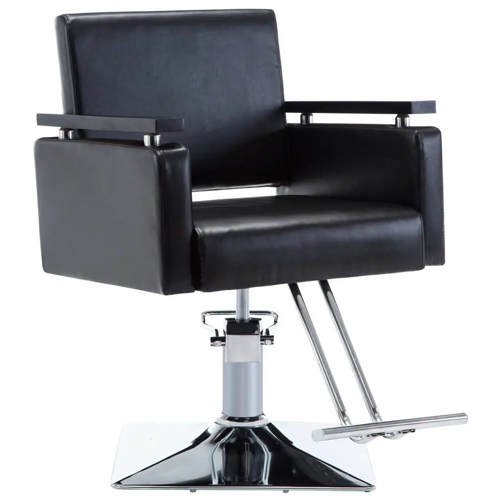 VidaXL Hairdresser Chair Leatherette 110164