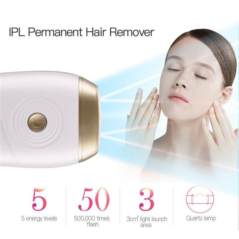 cabelo a laser flash automático permanente indolor