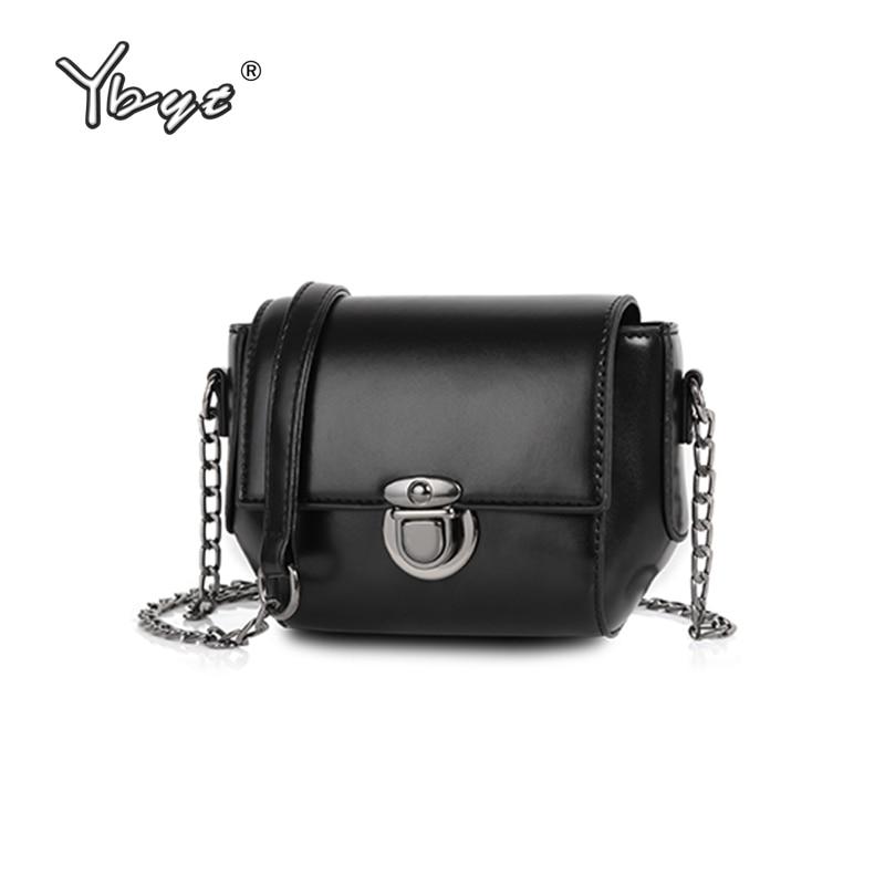YBYT vintage casual women crossbody bag mini flap female chain shoulder messenger bag hotsale ladies evening bag bolsas feminina