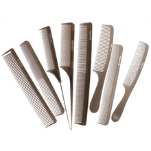 8PCS Professional Hair Styling Comb Set Barber Combs Kit for Salon Barbers Hair Hairbrush Hairdressing Hair Care Styling Tools