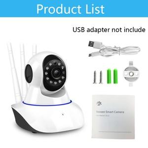 Image 4 - 1080P HD IP камера Wifi Беспроводная охранная сигнализация камера с качающейся головкой Поддержка Android IOS APP 2 года гарантии домашняя охранная сигнализация