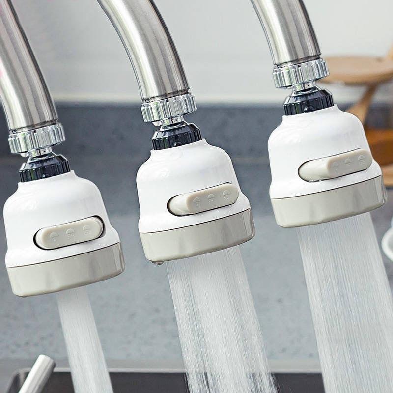 Вращающийся на 360 градусов смеситель для кухонного приспособления аэратор для воды кран для экономии воды барботер насадка для душа Фильтр ...