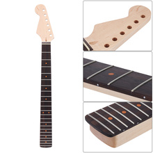 Rosewood Fingerboard Strat-Guitar-Replacement Electric-Guitar Maple-Neck Left-Handed