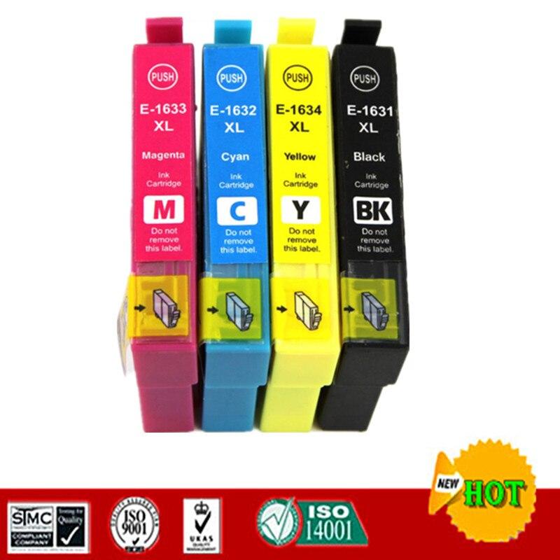 T1631 Compatible Ink Cartridge For Epson WorkForce WF-2010W WF-2510 WF-2520NF WF-2530 WF-2540 WF-2750 2760 2630 2650 Etc.