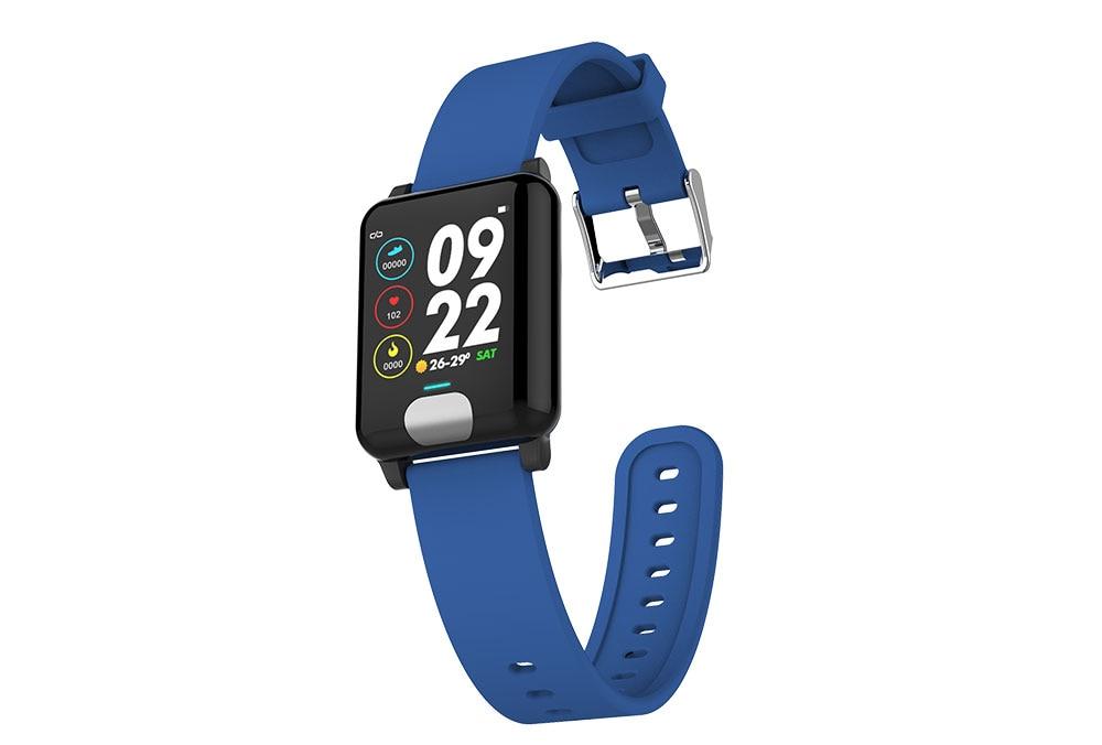 Chycet Smart Watch or Smart Bracelet for ECG PPG and Blood Pressure Measurement 28