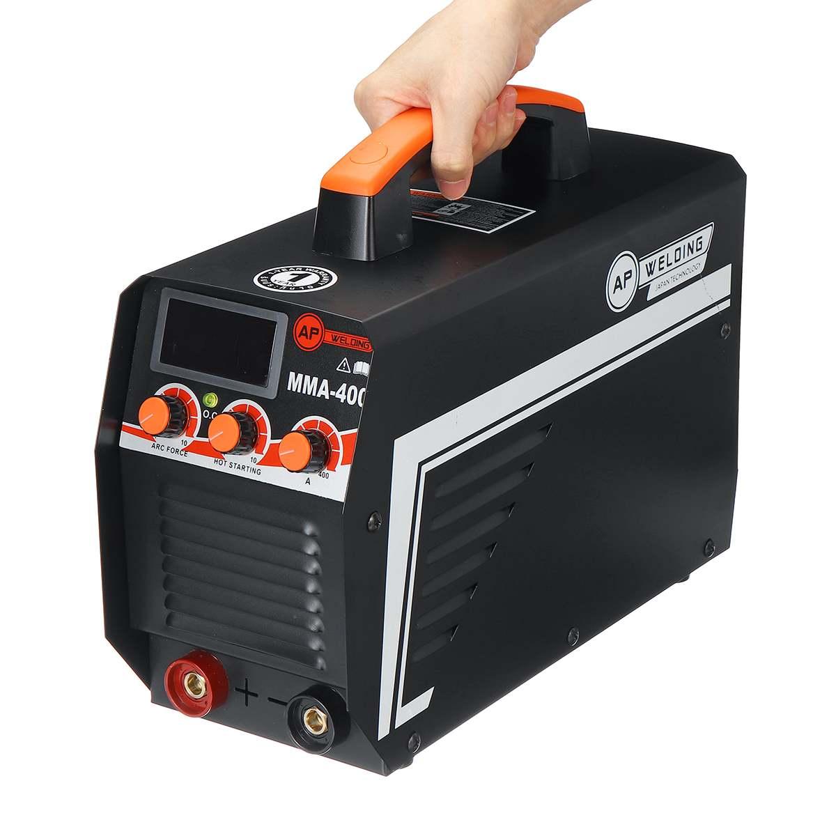 Elektrische Schweißen Maschine IGBT Inverter Arc Schweißer Digital Display Tragbare Mini Arc Schweißen Maschine Schweißer 220V Schweißen Werkzeuge