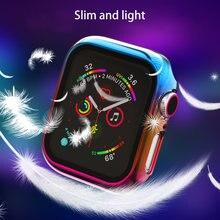 Цветное покрытие защитная пленка Многоуровневое стекло для apple