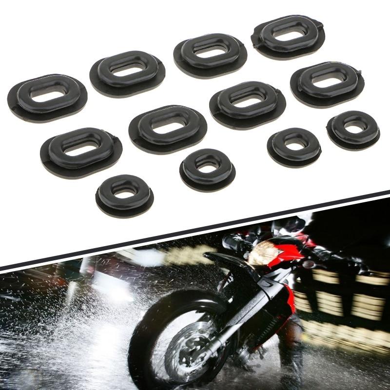 perfeclan Kit Motocicleta Carenado para Honda Negro