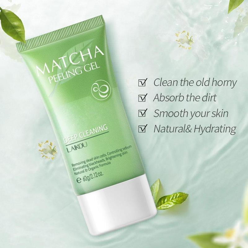 Cuidado de la cara ácido Gel exfoliante Escala de belleza Facial profunda Clavel leche limpiadora removedor limpiador de la cara de cuidado de la piel