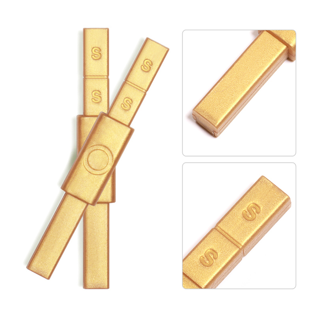 1 Pc Gold Magnetic Stick Multi-function Magnet Stick for Cat Eye UV Gel Polish Nail Art ToolsNail Art ToolsNail Art ToolsNail Ar 4