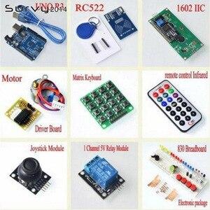 Image 5 - 1 ชุดการเรียนรู้ Starter Kit RFID สำหรับ Arduino UNO R3 รุ่นที่ได้รับการอัพเกรด Learning Suite